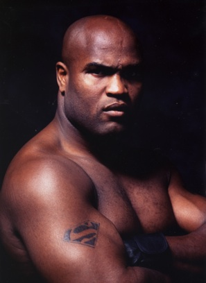 Gary Goodridge Crucifix