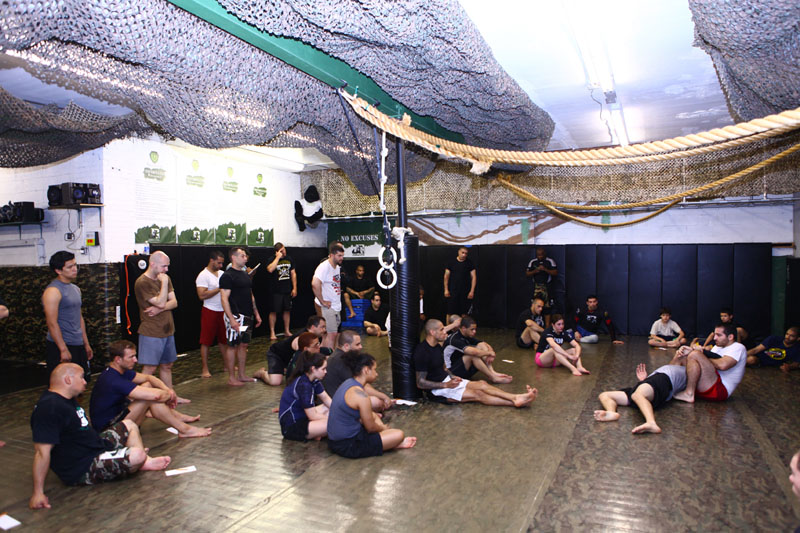 kimura trap system seminar
